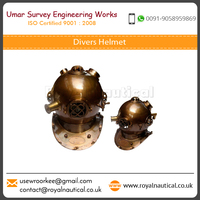 Antique Replica Divers Helmet by a Leading Manufacturer at Low Price
