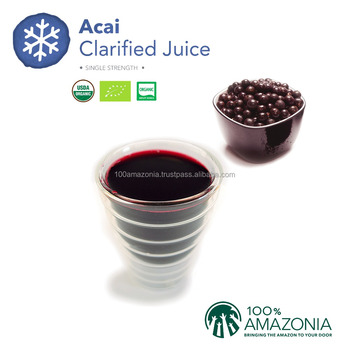 Acai Clear Juice Single Strength