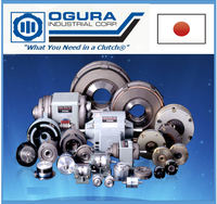 High precision and Durable electric motor Ogura clutch for wide variation