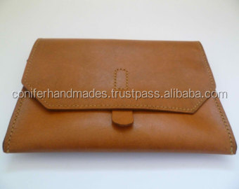 leather tablet covers in natural leather