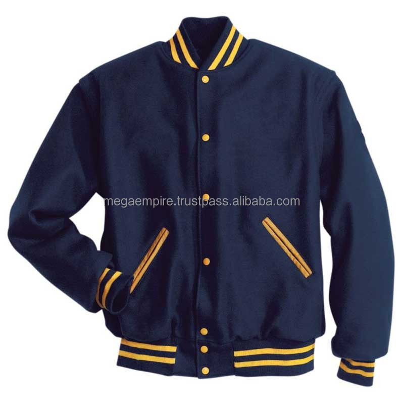 Screen Printing And Embroidery Varsity Jackets, School Apparel, Cheer And Dance Custom Varsity Jackets