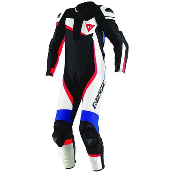 Veloster Perforated Leather Motorcycle Suit