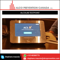 High Quality Alcolab Testpoint Vending Machine with Built-in Wi-Fi Connectivity at Best Price