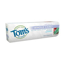 Whole Care Toothpaste, Wintermint 4.7 oz by Tom's Of Maine