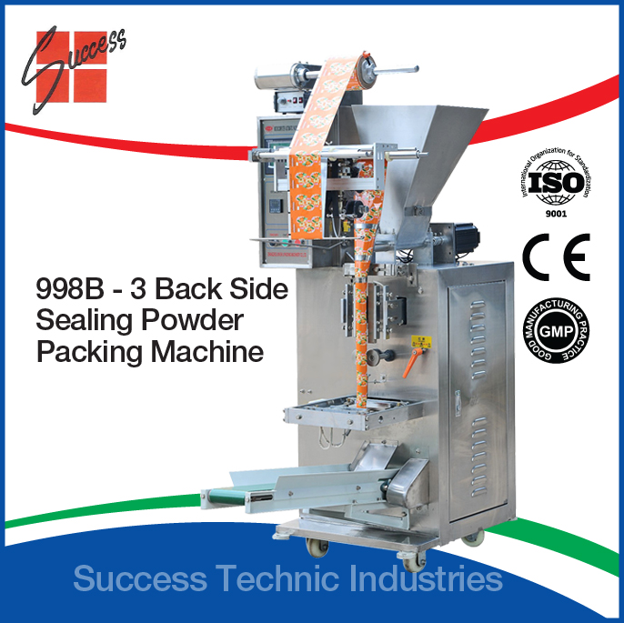 FP800-03BS Vertical Form Fill Sealing Packing for Liquid/Powder/Granules Packaging Machine