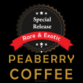 High Quality Peaberry Coffee Roasted Beans - Special Release, Rare & Exotic Coffee from Nepal