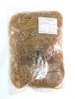 100% Quality Natural Rubber Bands With Spider Brand Poly bag Packing