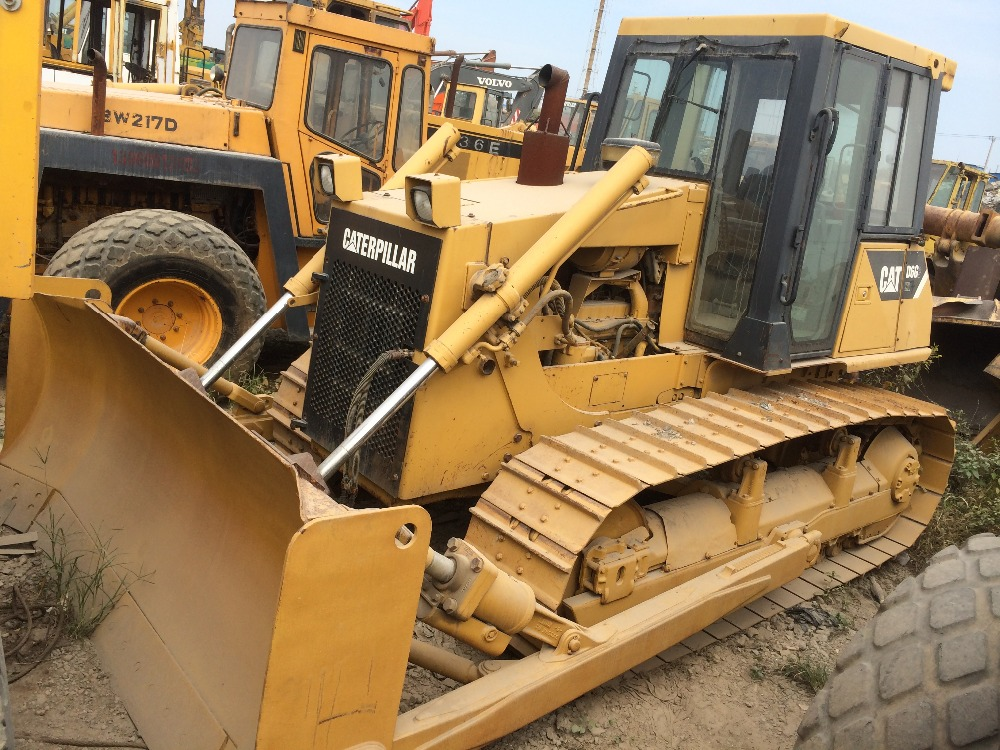 high quality caterpillar used bulldozer CAT D6G used cat D6G used bulldozer for sale