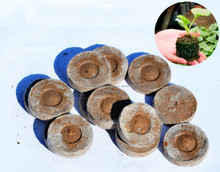 COCO COIR NETTED STARTER PLUGS 100% ORGANIC PRODUCT