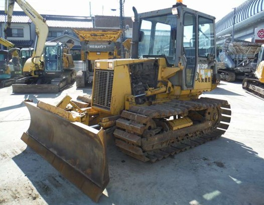 < SOLD OUT > Bulldozer Used Komatsu D31P-20E Japanese Dozer For Sale Now
