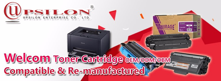 Quality Compatible Toner Cartridges For Samsung CLP350 CMY