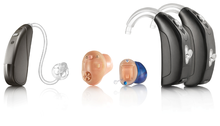 UNITRON SHINE REV 4 CIC HP HEARING AID- 1 PIECE FDA CE