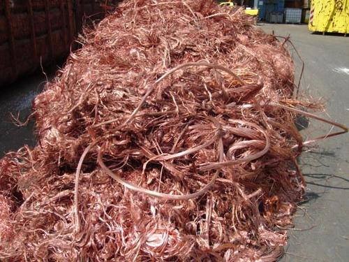 COPPER WIRE SCRAP 99,99%