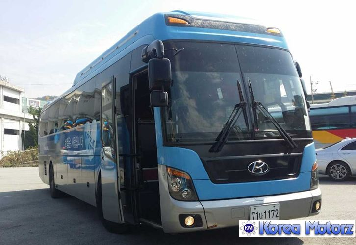 HYUNDAI Universe Luxury 2009 Used Bus