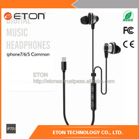 New world online shopping ear hook earphone products imported from China