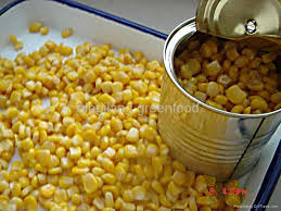 Canned Sweet Corn in Tins/in Glass Jar Canned Vegetable