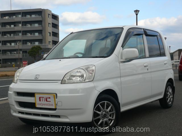 Right hand drive honda used car LIFE G 2003 with Good Condition made in Japan