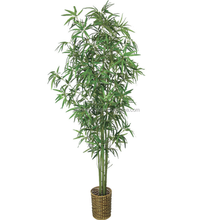 Artificial plants wholesale golden bamboo scindapsus aureus