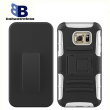 2016 Best Selling stylish super armor hybrid case for LG mobile phone
