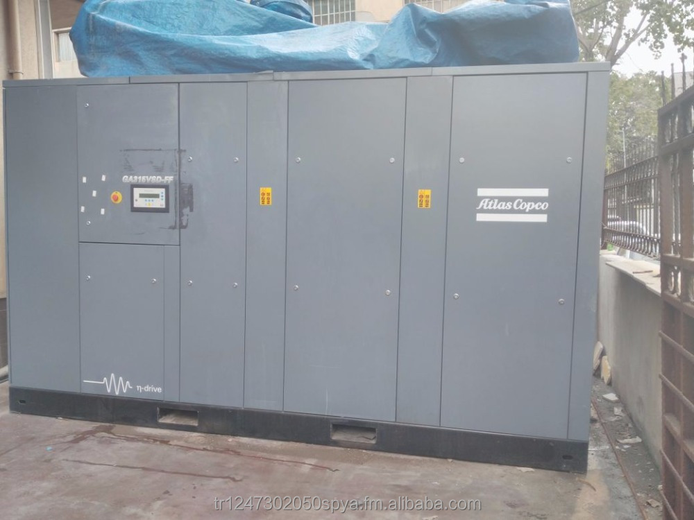 Used Atlas Copco GA 315 VSD FF Compressor For Sale