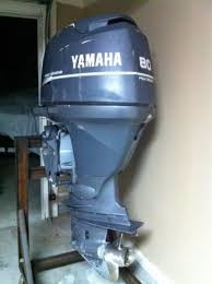 FREE SHIPPING FOR USED YAMAHA 80 HP 4 STROKE OUTBOARD MOTOR ENGINE