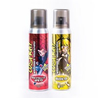 Haircolor Spray Temporary Washable (Cospray Brand or OEM)