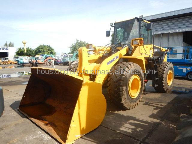 Loader komatsu used wheel wa380-6, and wa350-3,wa380-3,wa400,wa420-3