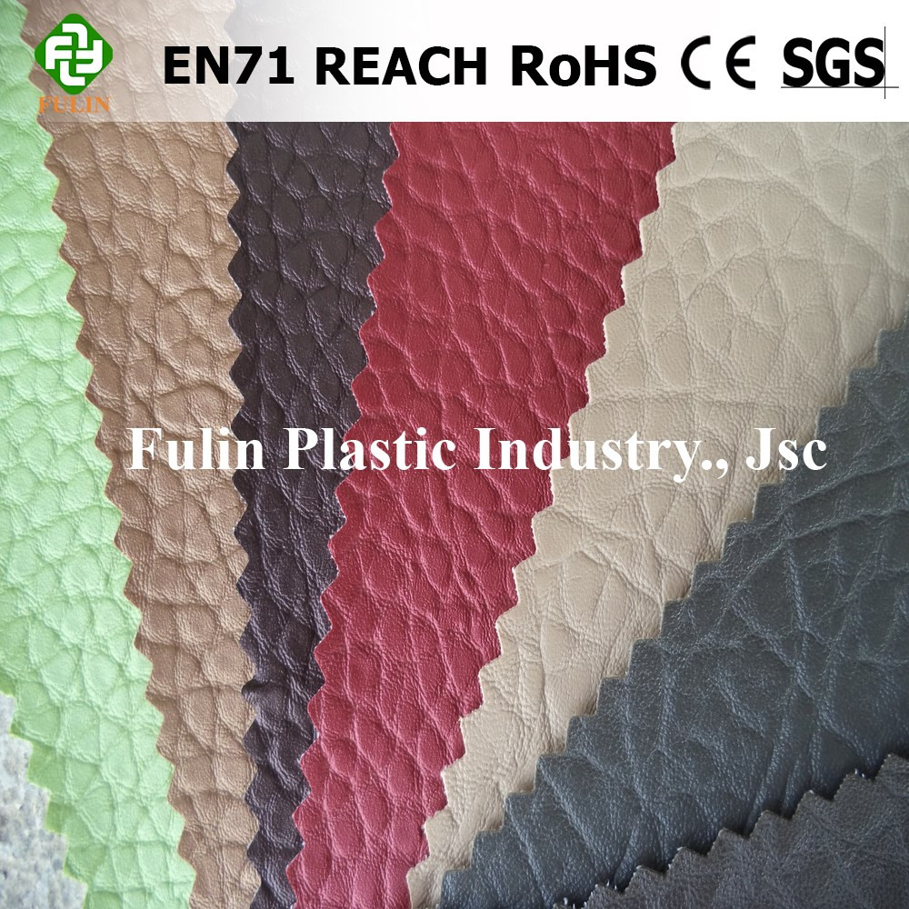 New popular best selling textiles leather ,pvc leather for bag,pvc leather