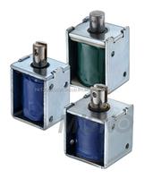 Security Door Lock MD1564S latching open frame Solenoid, C-frame/D-frame solenoid, push type, 12V-24VDC, 110V-220VAC