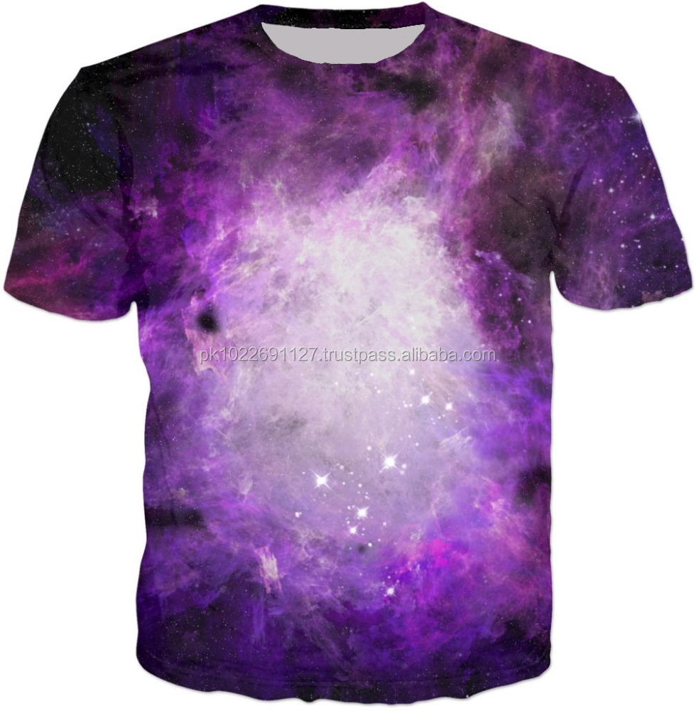 Gents Fashion Sublimation T Shirt/ Fully Printed Sublimation T Shirt For Men/ 3D Dye Sublimated Fashionable T Shirts