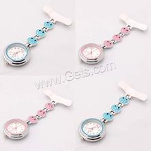 mixed colors Zinc Alloy Nurse Watch