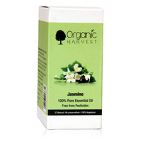 Organic Harvest Jasmine Oil 10ml