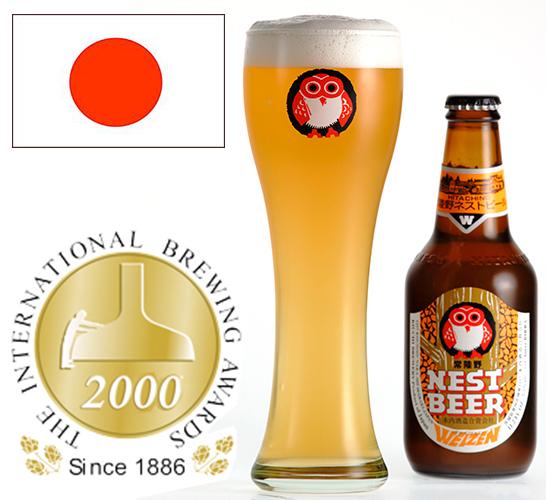 Delicious and Handcrafted mexican beer with Flavorful made in Japan