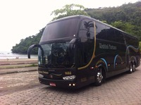 Luxury Coach bus MARCOPOLO with Volvo engine 44 seater 360HP