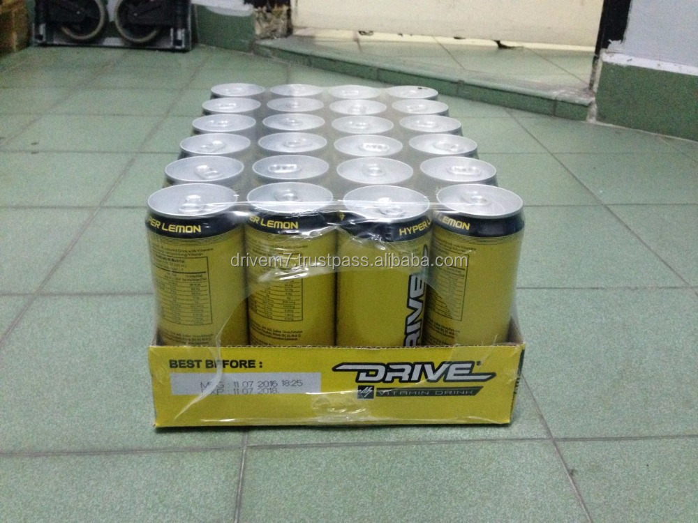 Canned Vitamin Energy Drink Malaysia