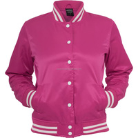 Custom made women/Girls/Ladies Varsity Jacket/baseball jacket/College jackets