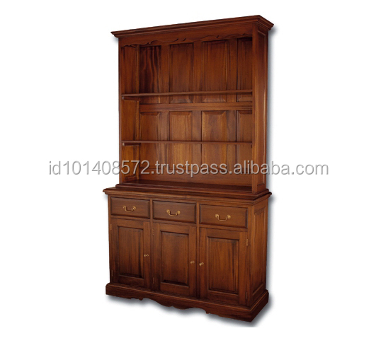 Mahogany Kitchen Dresser 3 Indoor Furniture