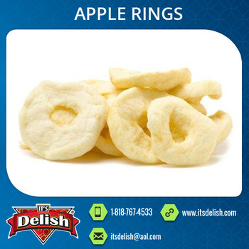 Top Quality Dehydrated Apple Rings At Lower Price