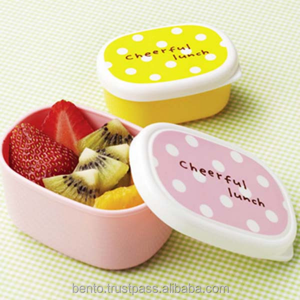 Small cute tupperware food container at wholesale price school lunch