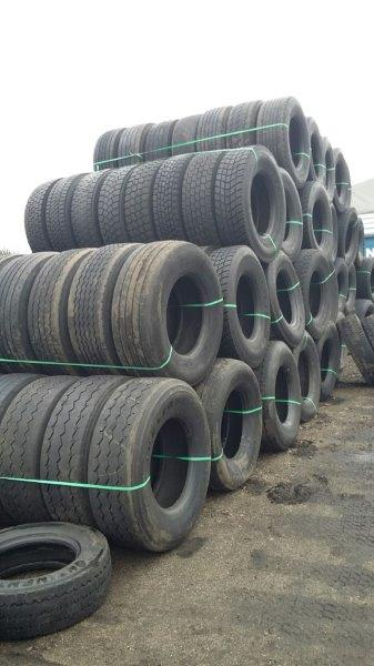 385/65 R22,5 Used Truck tyres GOOD QUALITY WHOLESALE