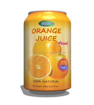 Orange juice 320ml