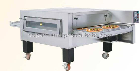 HOT!!!High Quality Gas Conveyor Pizza Oven