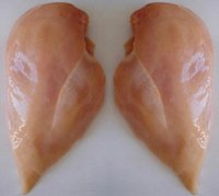 Frozen Chicken Breast Fillet Halal Food