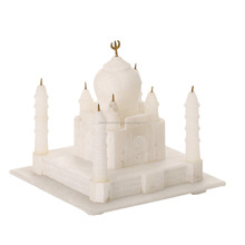 Indian White Marble Decorative Taj Mahal