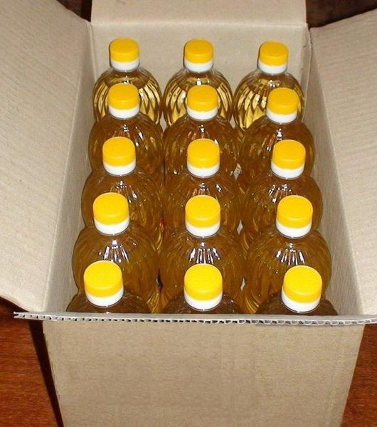 Refined Sunflower Oil For QATAR