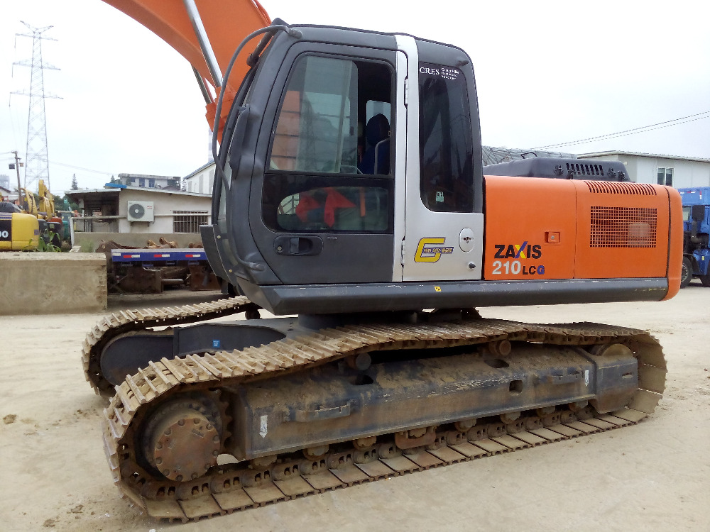 ZX 200 20TON hitachi zaxis 210 excavator HOT SALE