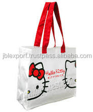 Exclusive Colorful / different types custom design shopping bag