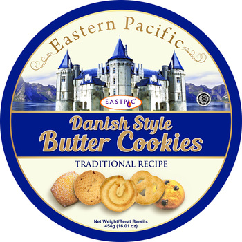 EASTERN PACIFIC BUTTER COOKIES