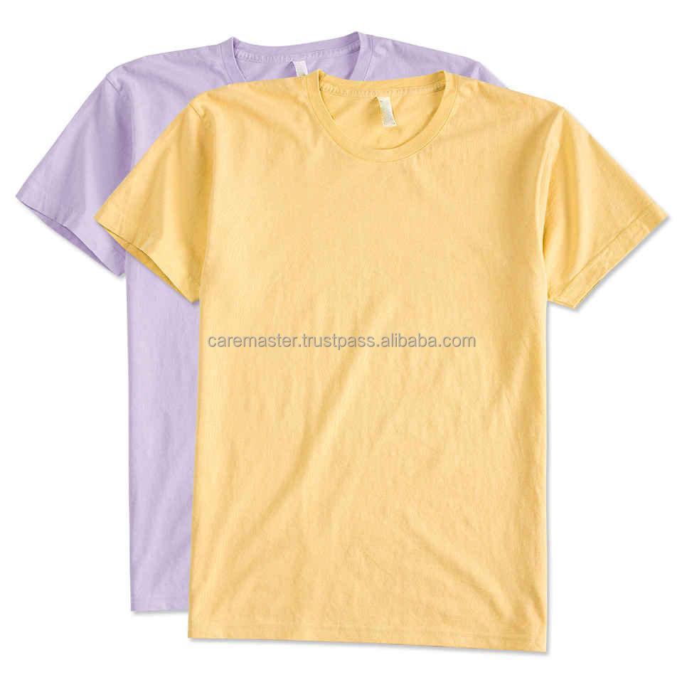 Hot selling good quality custom plain Tshirt with good prices