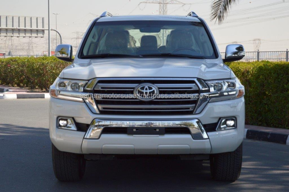 New Toyota Car Exporters in Dubai